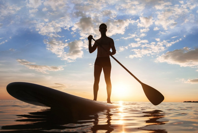 Movement Is Medicine The Benefits Of Stand Up Paddle